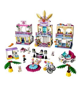 LEGO 41058 Heartlake Shopping Mall FRIENDS