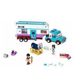 LEGO 41125 Horse Vet Trailer FRIENDS