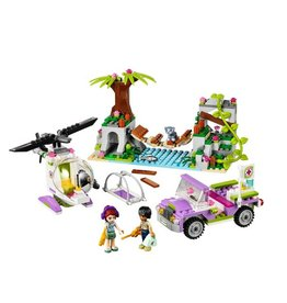 LEGO 41036 Jungle Bridge Rescue FRIENDS