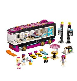 LEGO 41106 Pop Star Tour Bus FRIENDS