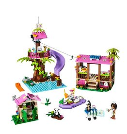 LEGO 41038 Jungle Rescue Base FRIENDS
