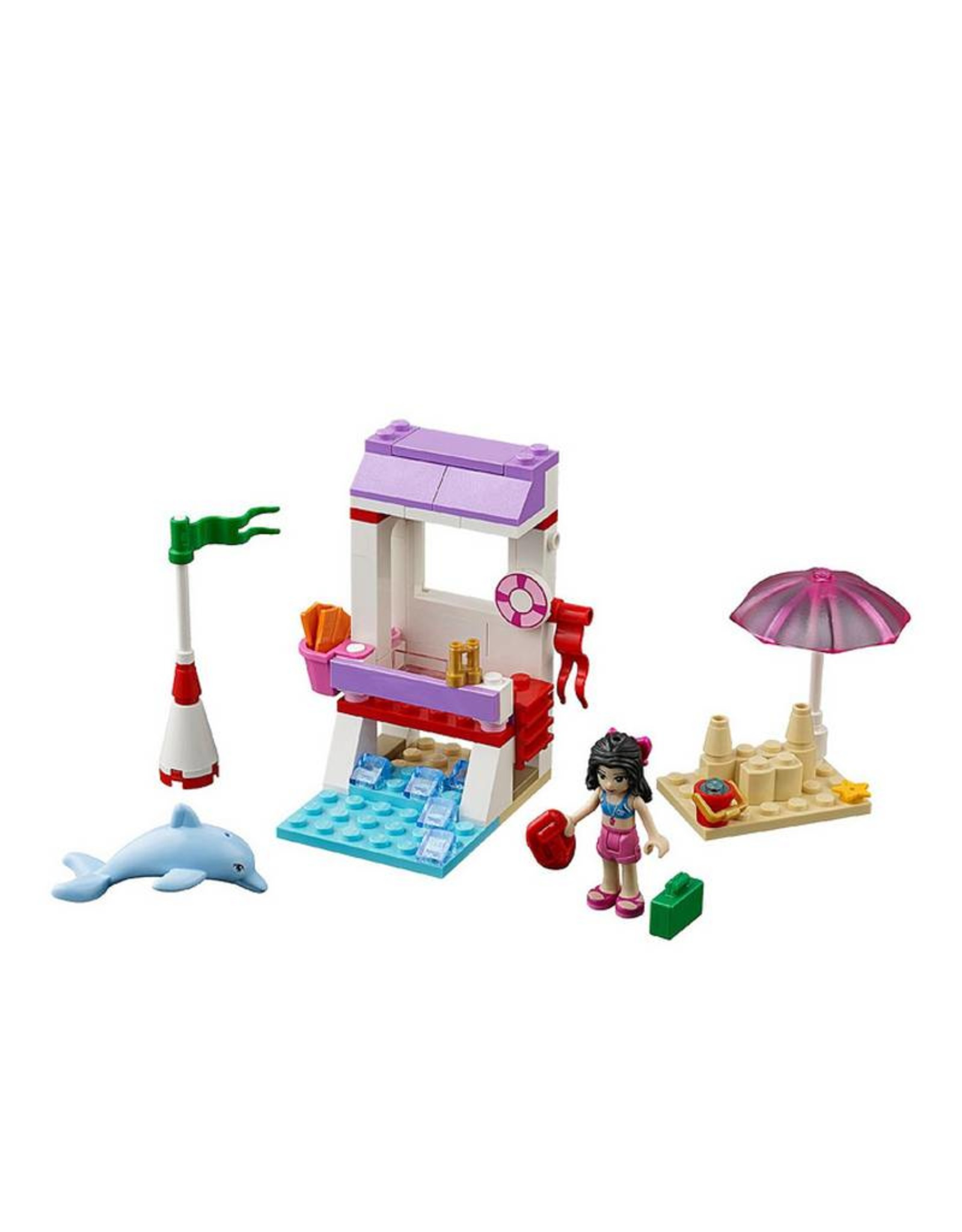 LEGO LEGO 41028 Emma's Lifeguard Post FRIENDS