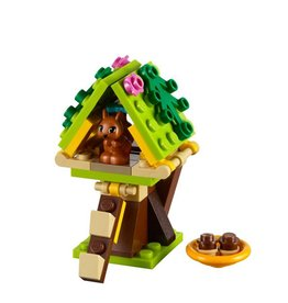 LEGO 41017 Squirrel's Tree House FRIENDS