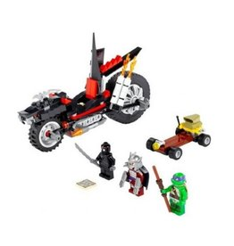 LEGO 79101 Shredder's Dragon Bike TURTELS