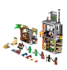 LEGO 79103 Turtle Lair Attack TURTELS