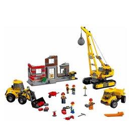 LEGO 60076 Demolition Site CITY