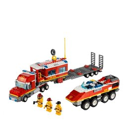 LEGO 4430 Fire Transporter CITY