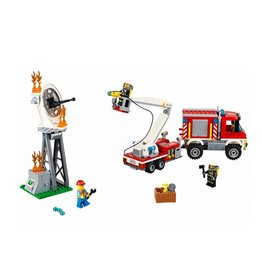 LEGO 60111 Fire Utility truck CITY