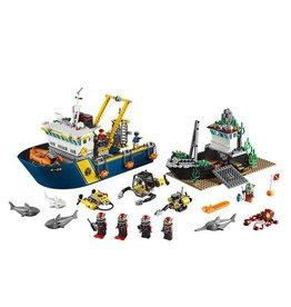 LEGO 60095 Deep Sea Exploration Vessel CITY