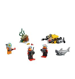 LEGO 60091 Deep Sea starter set CITY