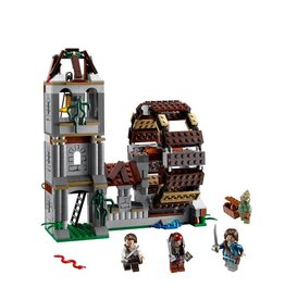 LEGO 4183 The Mill PIRATES OF THE CARIBBEAN