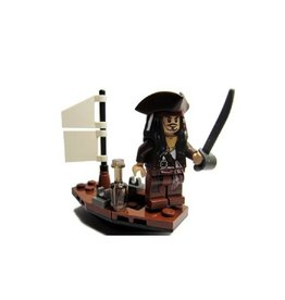 LEGO 30131 Jack's Boat PIRATES OF THE CARIBBEAN