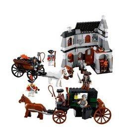 LEGO 4193 The London Escape PIRATES OF THE CARIBBEAN