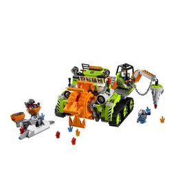 LEGO 8961 Crystal Sweeper POWER MINERS