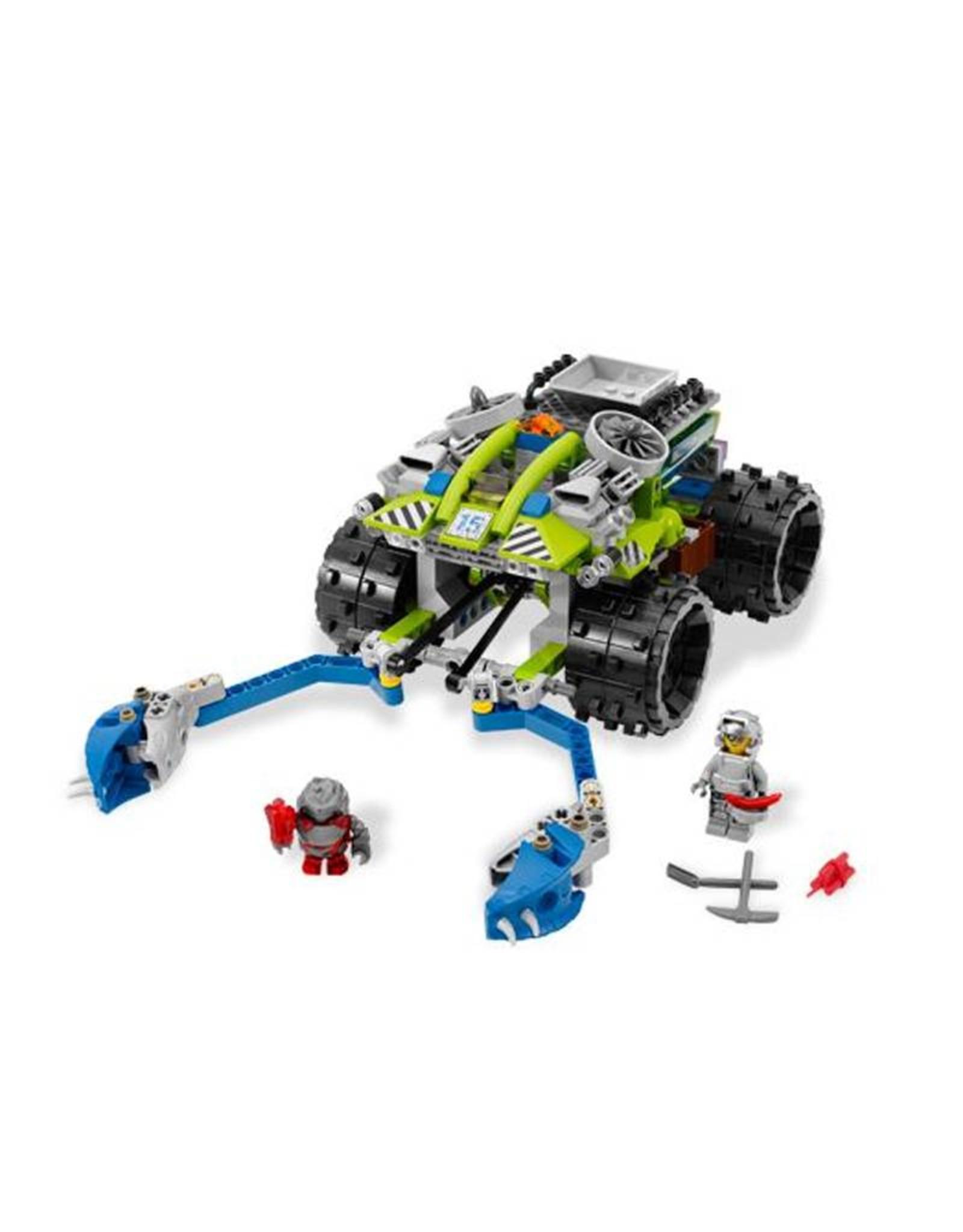 LEGO LEGO 8190 Klauwgrijper POWER MINERS