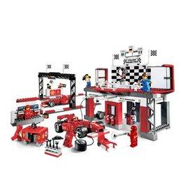 LEGO 8672 Ferrari Finisch Line RACERS