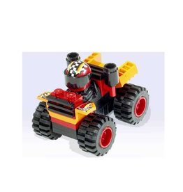 LEGO 4592 Red Monster RACERS