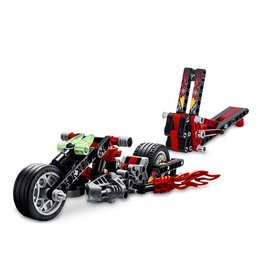 LEGO 8645 Muscle Slammer Bike RACERS