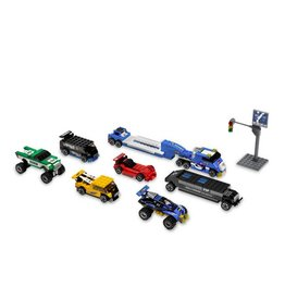 LEGO 8495 Crosstown Craze RACERS