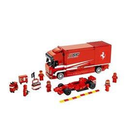 LEGO 8185 Ferrari Truck RACERS