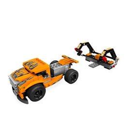 LEGO 8162 Race Rig Oranje RACERS