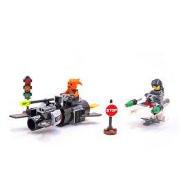 LEGO 5970 De Vriesstraal  SPACE POLICE
