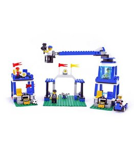 LEGO 3408 Super Sport Verslagcentrum SPORTS