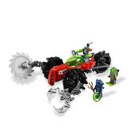 LEGO 8059 Seabed Scavenger ATLANTIS