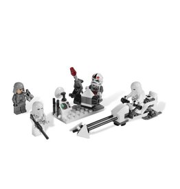 LEGO 8084 Snowtrooper Battle Pack STAR WARS