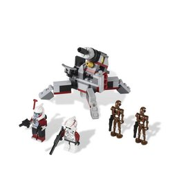 LEGO 9488 Elite Clone Trooper & Commando Droid Battle Pack STAR WARS