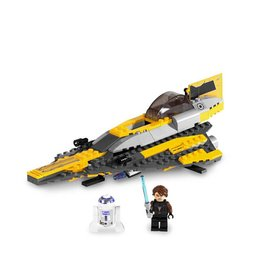 LEGO 7669 Anakin Jedi Starfighter STAR WARS