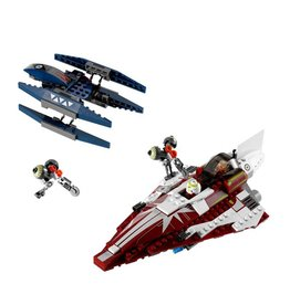 LEGO 7751 Ahasoka's Starfighter and Fulture Droid STAR WARS