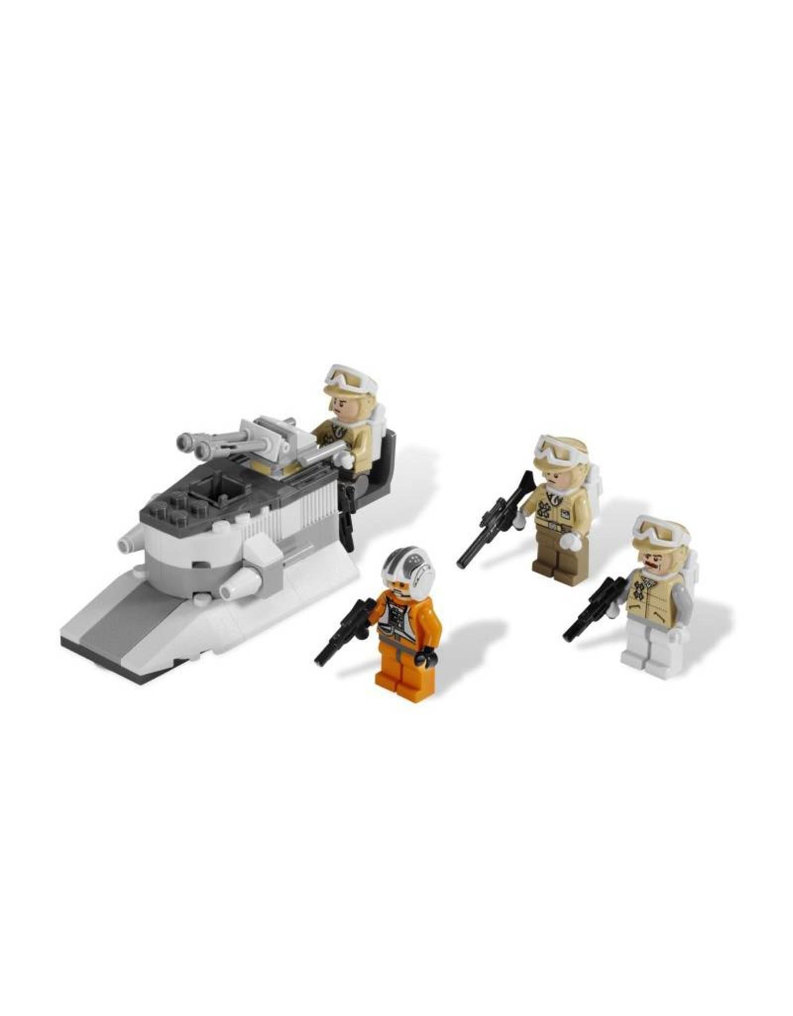 LEGO LEGO 8083 Rebel Trooper Pack STAR WARS