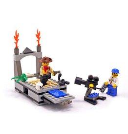 LEGO 1355 Temple of Gloom STUDIOS