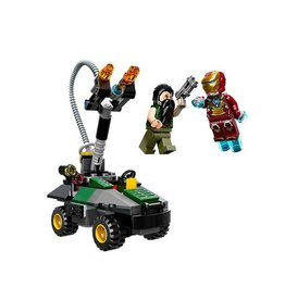 LEGO 76008 Iron Man vs. The Mandarin: Ultimate Showdown SUPER HEROES
