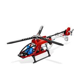 LEGO 8046 Helicopter - vliegtuig TECHNIC