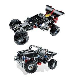 LEGO 8066 Off-Roader rood/zwart TECHNIC
