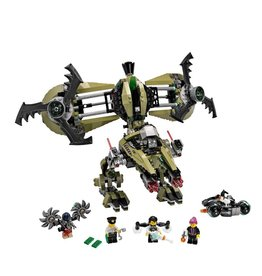 LEGO 70164 Hurricane Heist ULTRA AGENTS