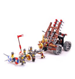 LEGO 7020 Army of Vikings with Heavy Artillery Wagon VIKINGS