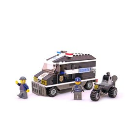 LEGO 7033 Overval op geldtransport WORLD CITY
