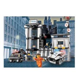LEGO 7035 Politie Hoofdbureau WORLD CITY