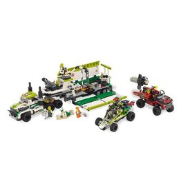 LEGO 8864 Desert of Destruction WORLD RACERS