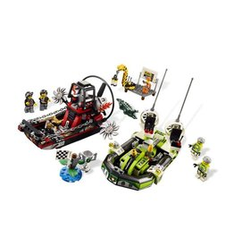 LEGO 8899 Gator Swamp WORLD RACERS
