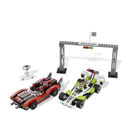 LEGO 8898 Wreckage Road WORLD RACERS