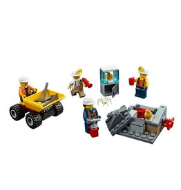 LEGO 60184 Mining Team CITY