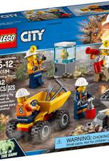 LEGO LEGO 60184 Mining Team CITY