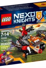 LEGO LEGO 70318 The Globe Lobber NEXO KNIGHTS