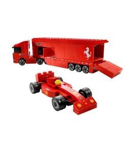 LEGO 8153 Ferrari F1 Truck RACERS
