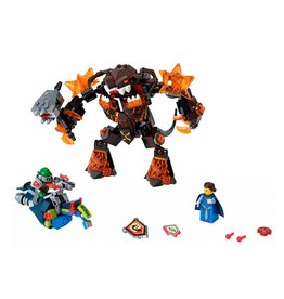 LEGO 70325 Infernox captures the Queen NEXO KNIGHTS