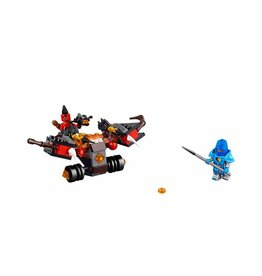 LEGO 70318 The Globe Lobber NEXO KNIGHTS